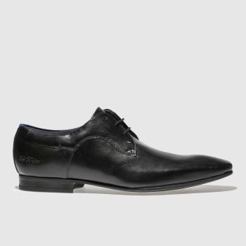 Ted Baker Black Tifir Mens Shoes