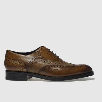 Ted Baker Tan Almhano Mens Shoes