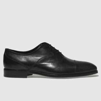 Paul Smith Shoe Ps Black Tompkins Mens Shoes