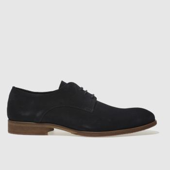 Schuh Navy Troy Gibson Mens Shoes