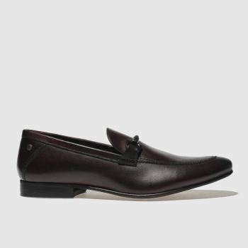 Base London Burgundy Soprano Mens Shoes
