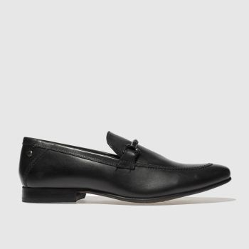 Base London Black Soprano Mens Shoes