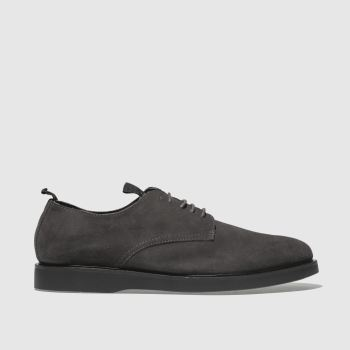 H By Hudson Grey Barnstable Mens Shoes