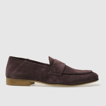 Schuh Burgundy Taylor Mens Shoes