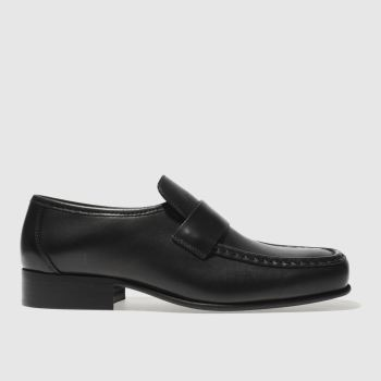 Schuh Black Argent Stax Mens Shoes