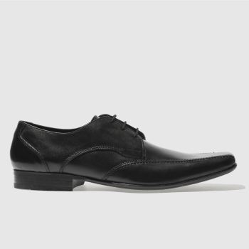 Ikon Black English Iii Lace Mens Shoes