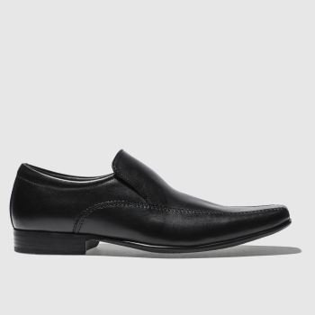 Ikon Black English Iii Slip Mens Shoes