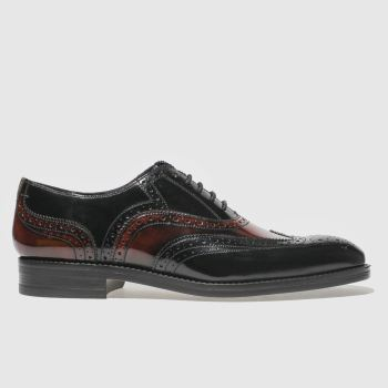 Ted Baker Burgundy Adimir Mens Shoes