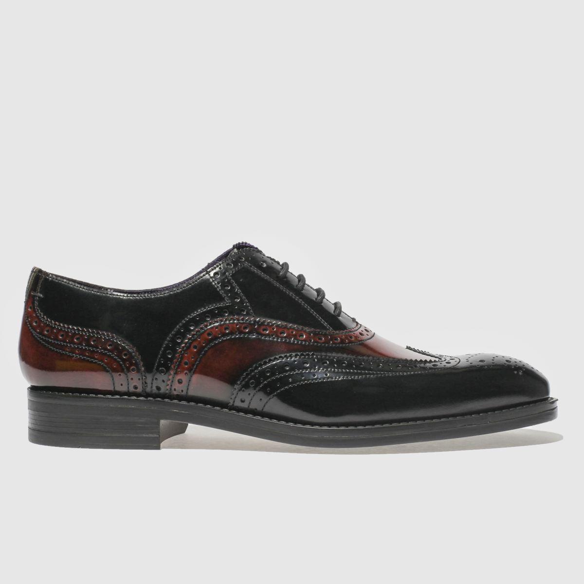 Ted Baker Burgundy Adimir Shoes