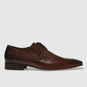 Jeffery West Brown Escobar Apr Mens Shoes