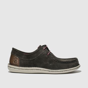 Red Or Dead Dark Grey MR HAMILTON AP Shoes