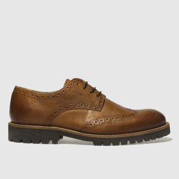 Schuh Tan Bishop Mens Shoes