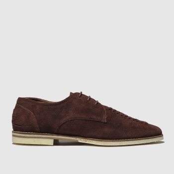 H By Hudson Tan Chatra Mens Shoes