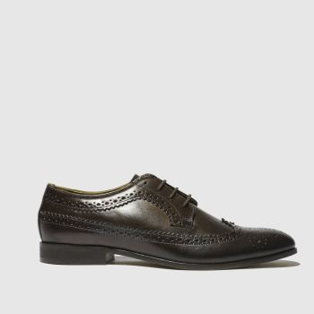 H By Hudson Brown Crowthorne Mens Shoes