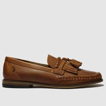 H By Hudson Tan Alloa Mens Shoes