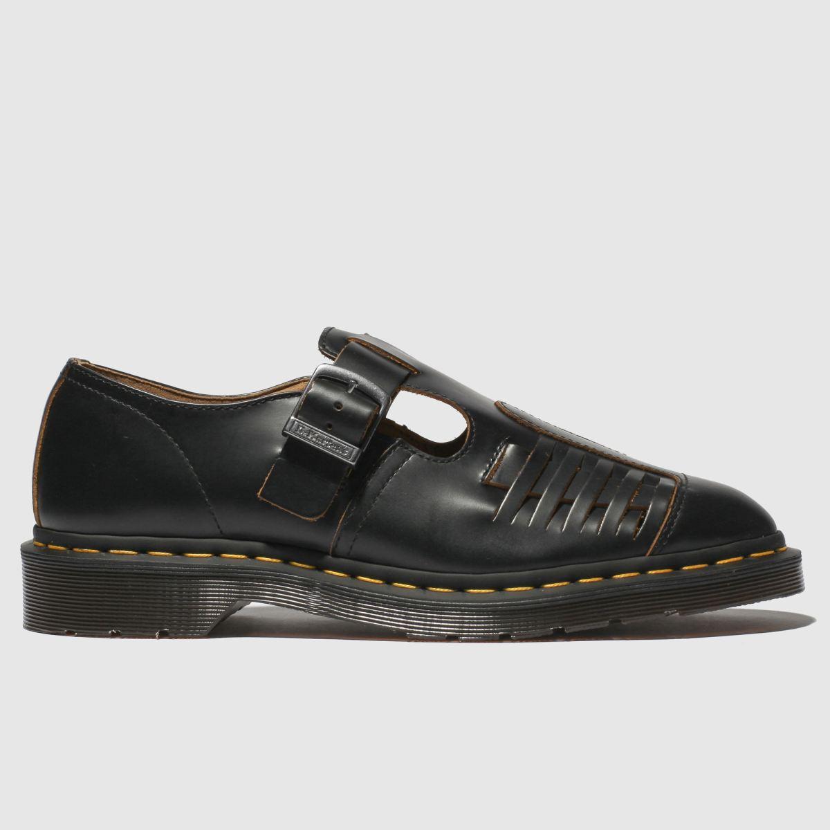 Dr Martens Black Mica Shoes