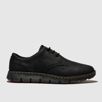 Dr Martens Black Lawford Lo Mens Shoes