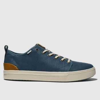 Toms Navy Trvl Lite Low Mens Shoes
