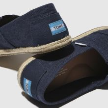 Toms Alpargata Washed Rope 1