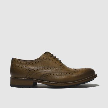 Ted Baker Tan Guri 9 Mens Shoes