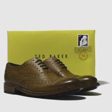 bfbe1121b52741 mens tan ted baker guri 9 shoes