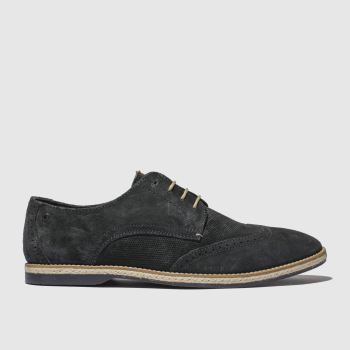 Base London Navy Crosby Mens Shoes