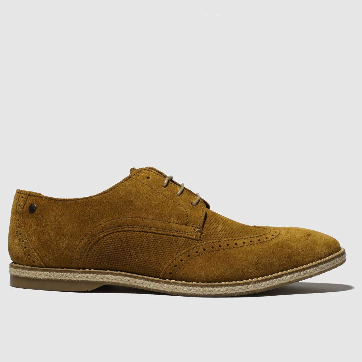 Base London Tan Crosby Shoes