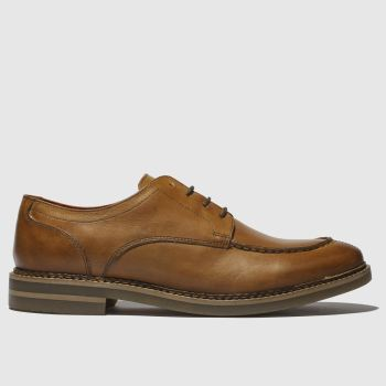 BASE LONDON TAN CONSTABLE SHOES