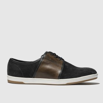 Base London Navy Jive Mens Shoes
