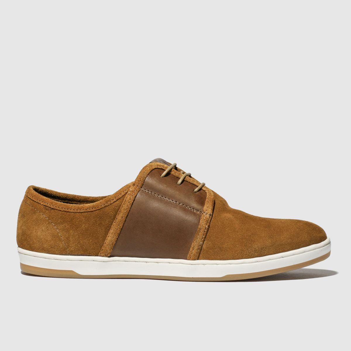 Base London Tan Jive Shoes