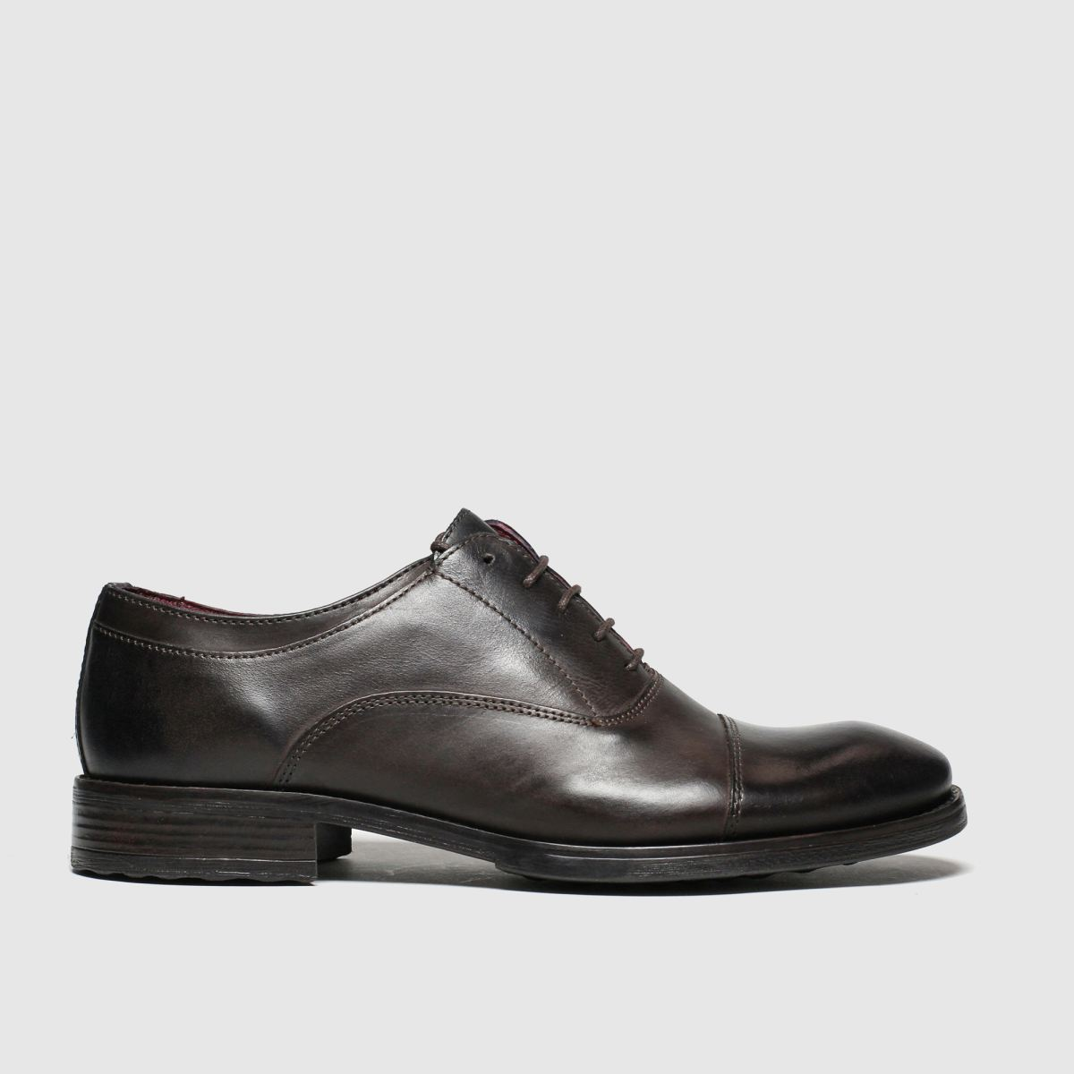 Base London Brown Beckett Shoes