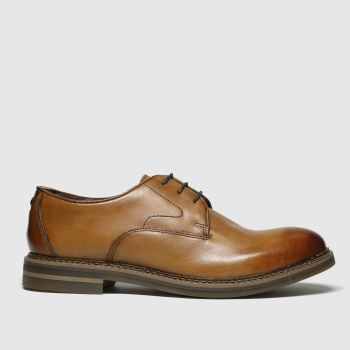 Base London Tan Wayne Shoes