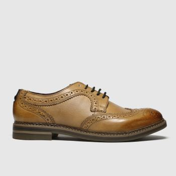 Base London Tan Kent Mens Shoes