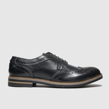 Base London Grey Kent Mens Shoes