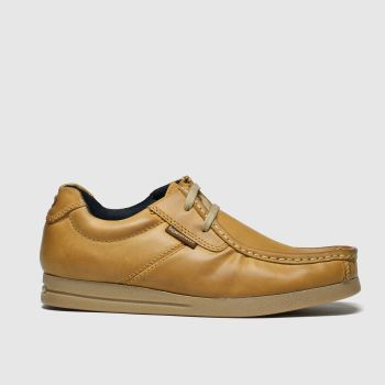 Base London Tan Event Mens Shoes