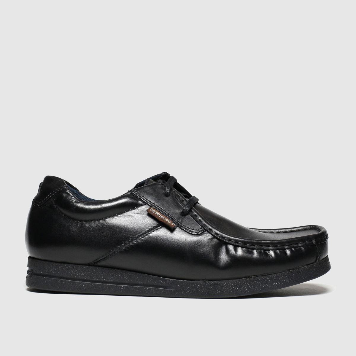 Base London Black Event Shoes