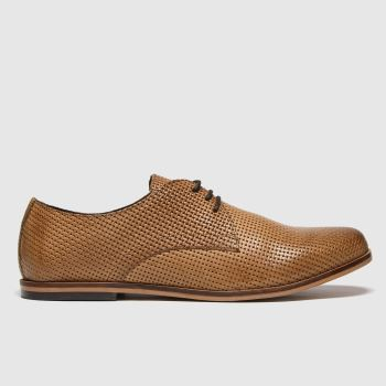 base london Tan Senna Mens Shoes