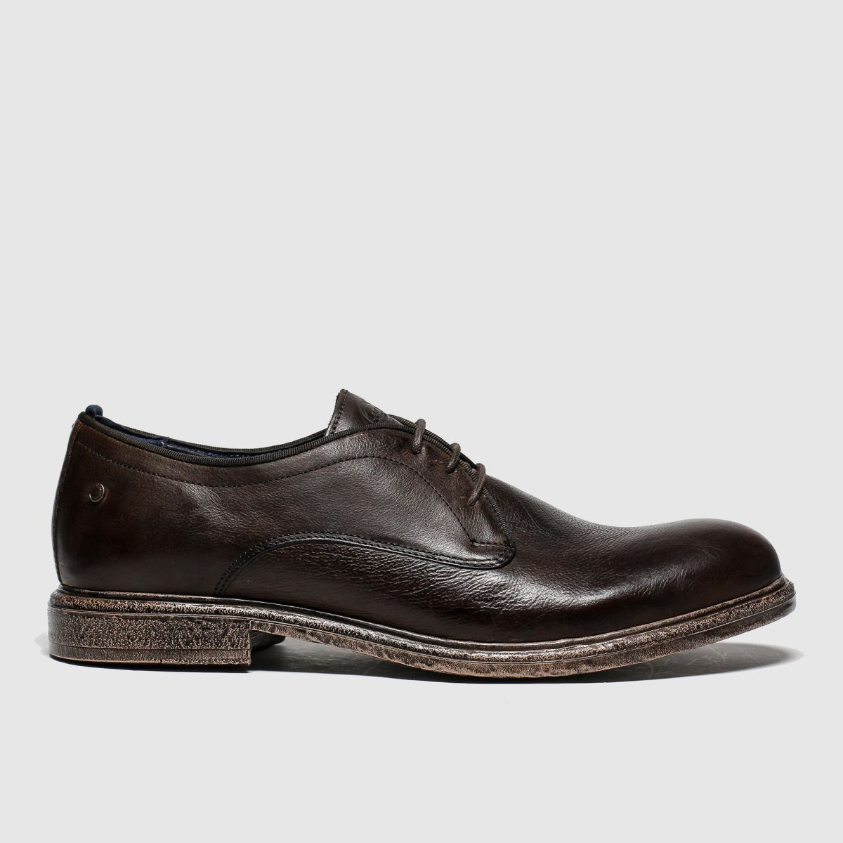 Base London Brown Garnet Shoes