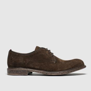 Base London Brown Garnet Mens Shoes