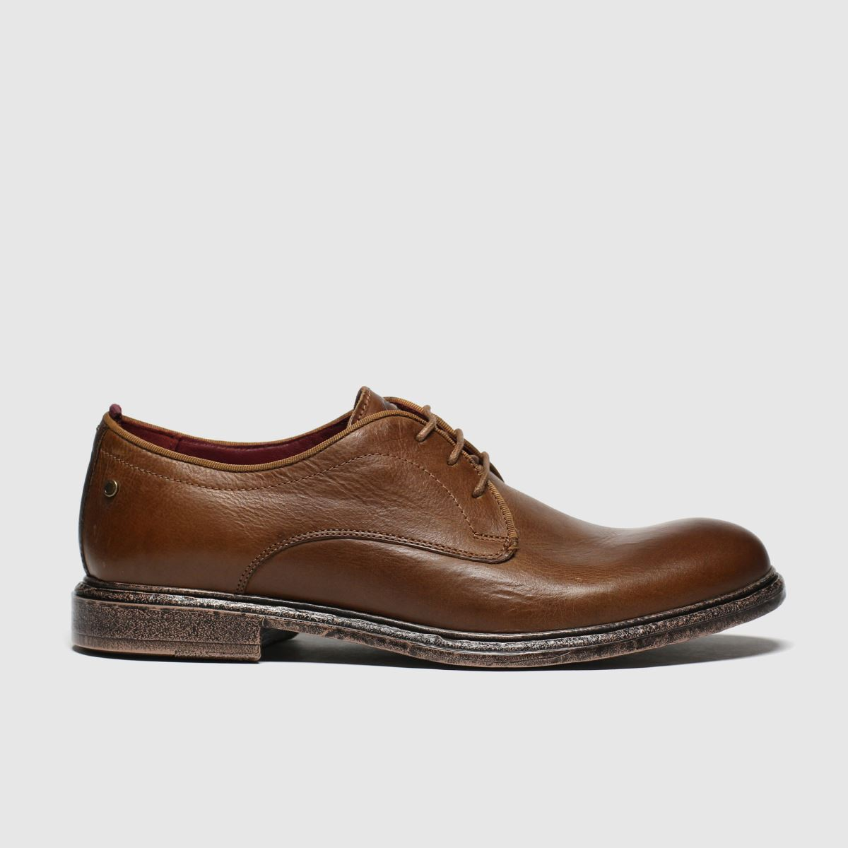 Base London Tan Garnet Shoes