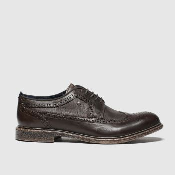 Base London Brown Onyx Mens Shoes