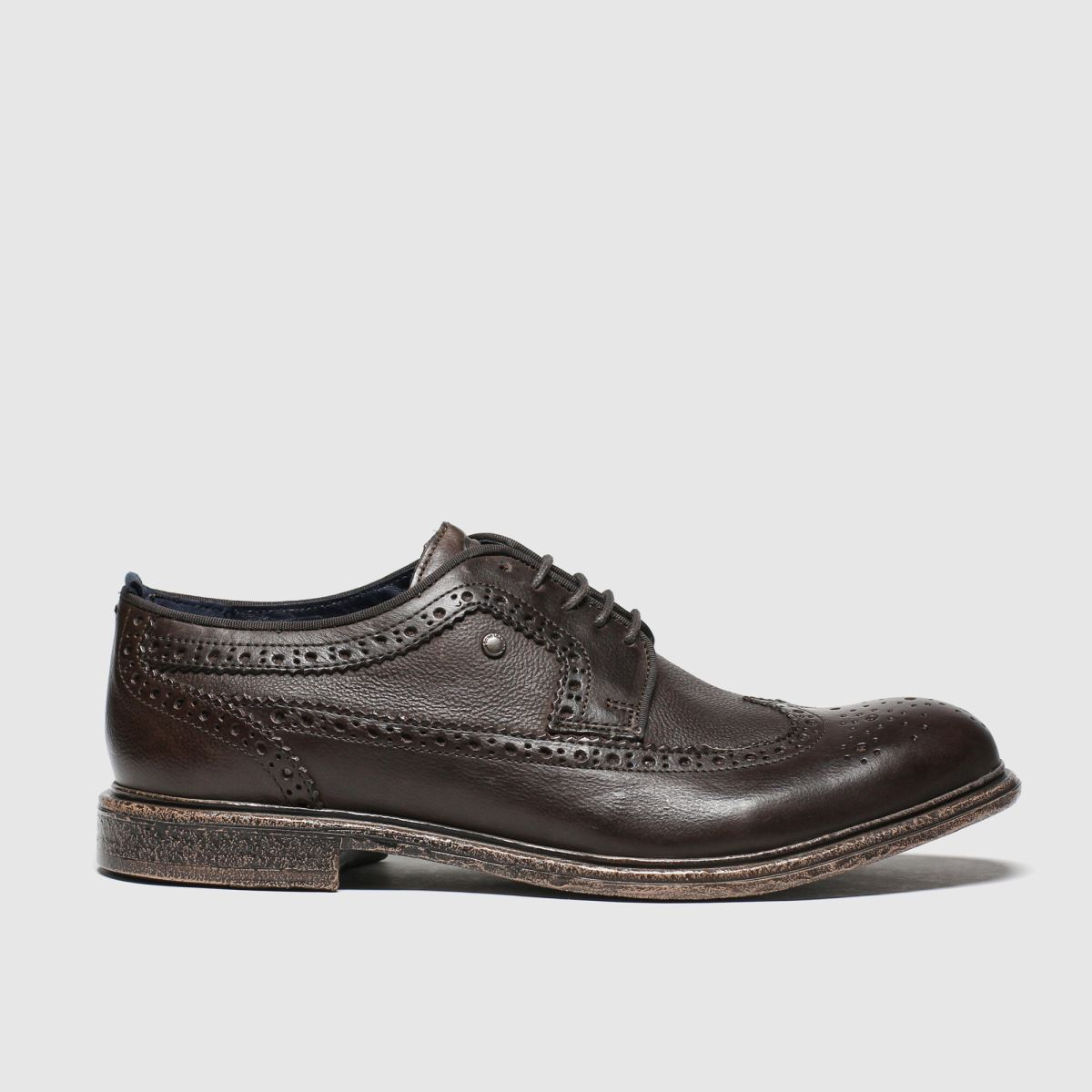 Base London Brown Onyx Shoes