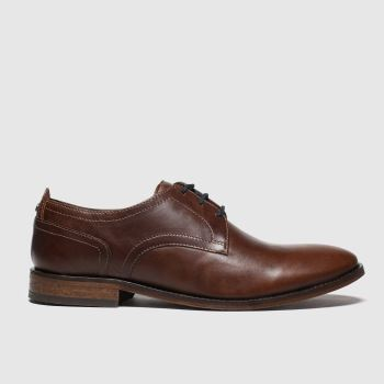 Base London Brown Hammond Mens Shoes