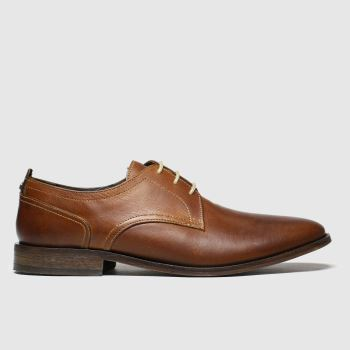 base london Tan Hammond Mens Shoes