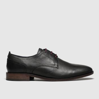 Base London Black Hammond Shoes