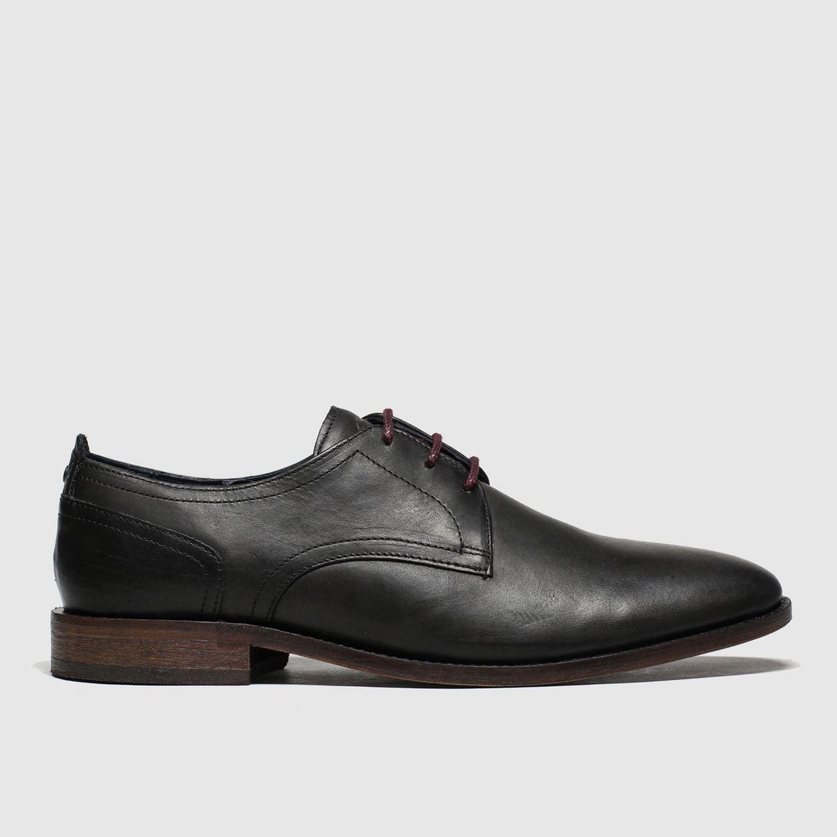 Base London Black Hammond Shoes