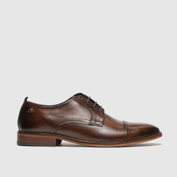 Base London Brown Trailer Mens Shoes