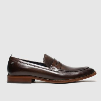 Base London Brown Lens Mens Shoes