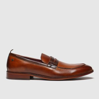 Base London Tan Lens Mens Shoes