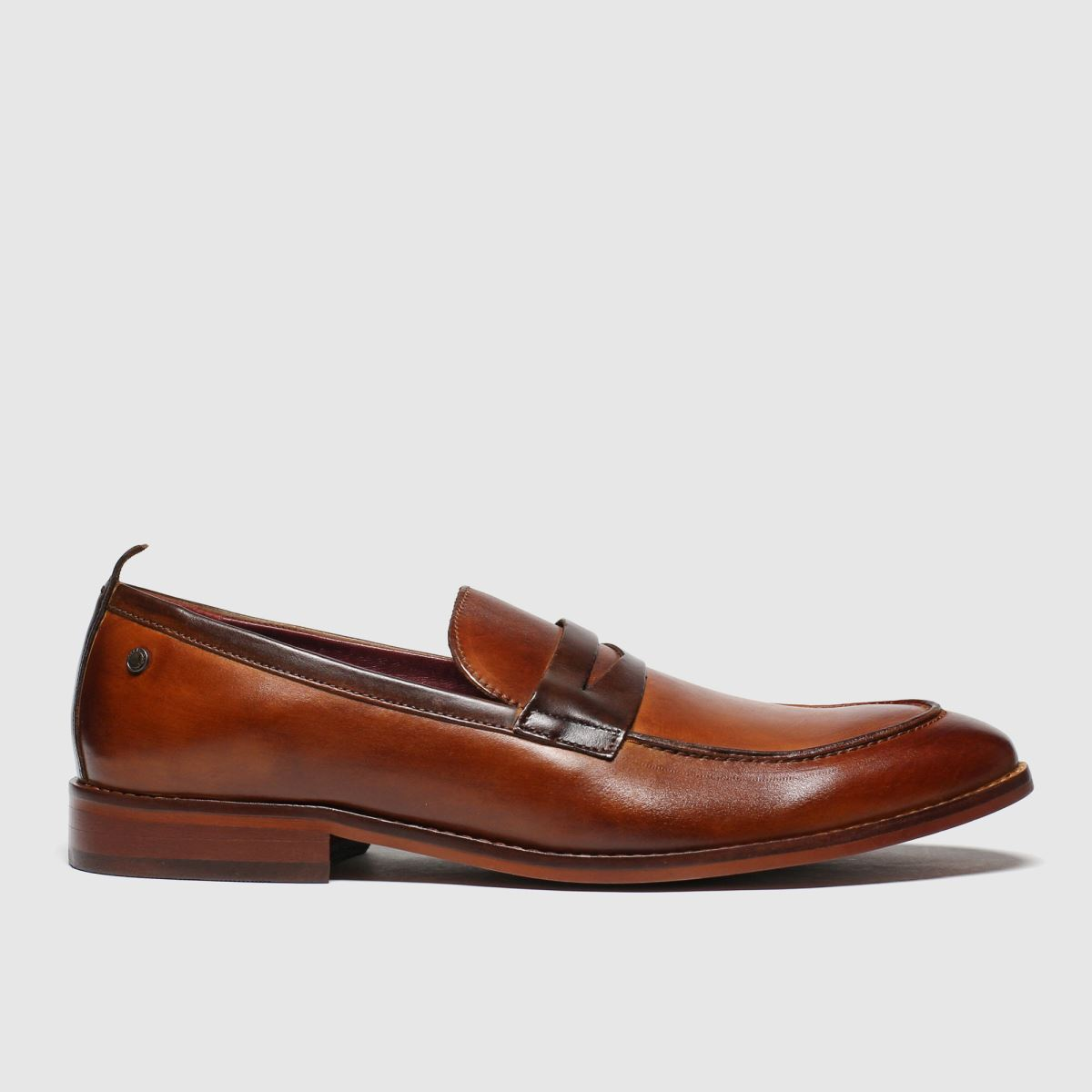 Base London Tan Lens Shoes